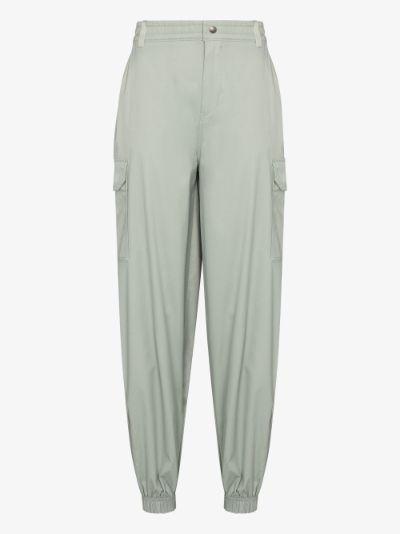 karakash cargo trousers