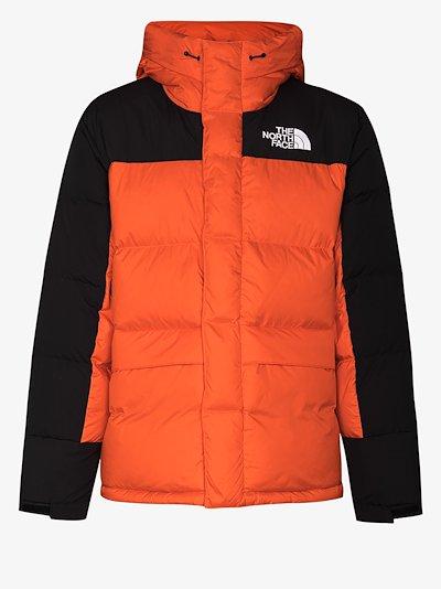 red Himalayan retro padded jacket