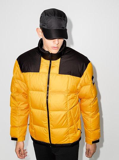 yellow Lhotse padded jacket