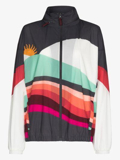 Sunset Julie Parka Jacket