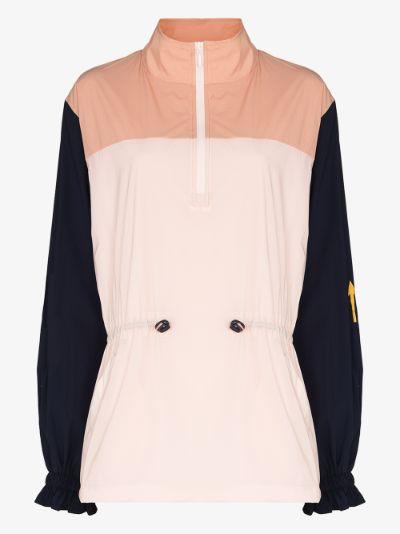 Yoko colour block jacket