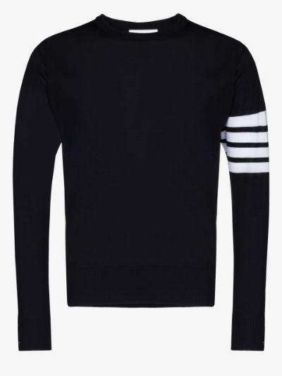 4-Bar detail jumper