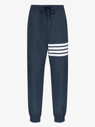 4 stripe flyweight track trousers