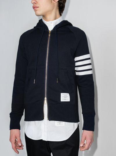 Classic 4-Bar Stripe hoodie
