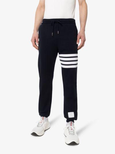 Engineered 4-Bar Jersey Sweatpant