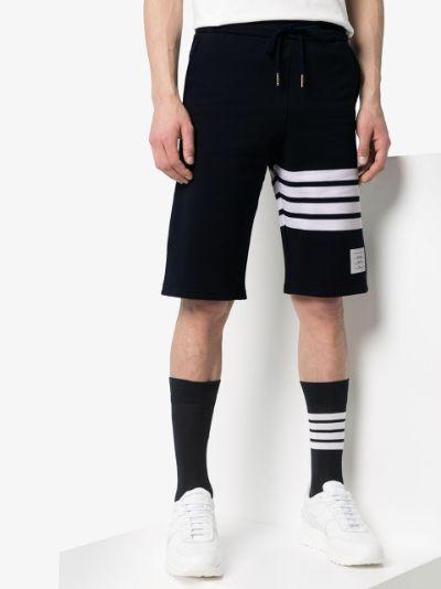 Engineered 4-Bar Jersey Sweatshort