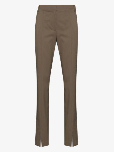 Cassius slim leg trousers