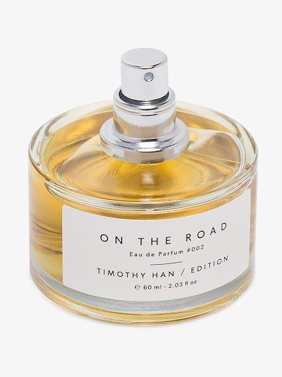 On the road eau de parfum