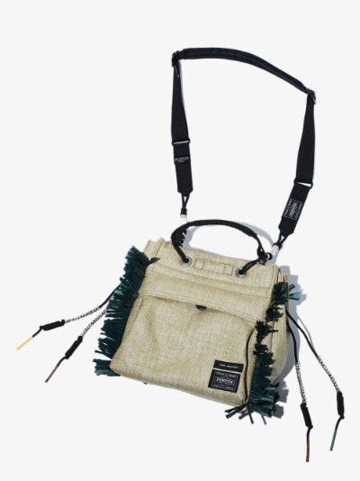X Porter-Yoshida & Co. neutral shoulder bag