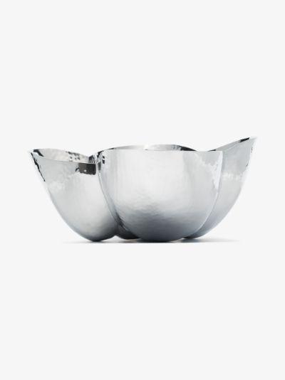 silver tone Cloud bowl