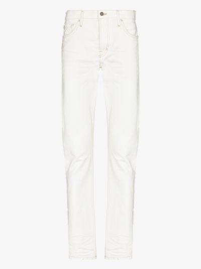 Comfort slim fit jeans