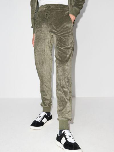 Fluid track pants