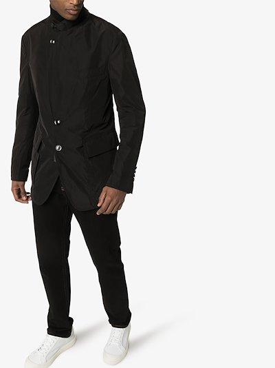 Tailored sporty blazer