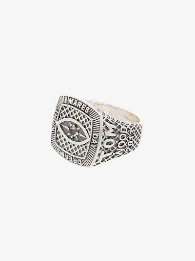 sterling silver champion ring