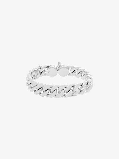 sterling silver Slim chain bracelet