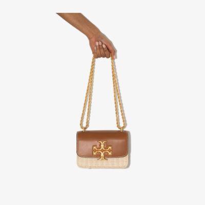 Eleanor basket shoulder bag