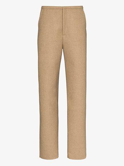 Alaior high waist tailored trousers
