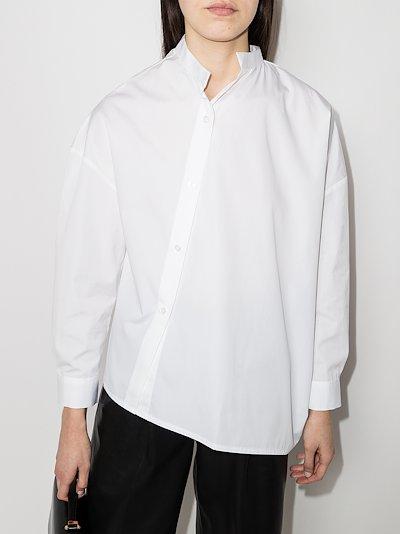 Noma asymmetric shirt