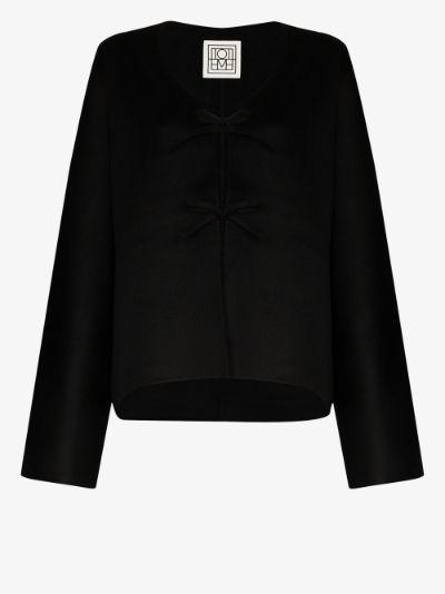 X Browns 50 Molara wool shirt jacket