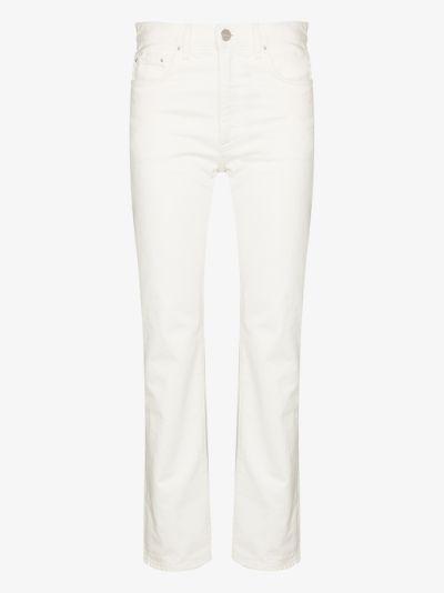 X Browns 50 Regular straight leg jeans