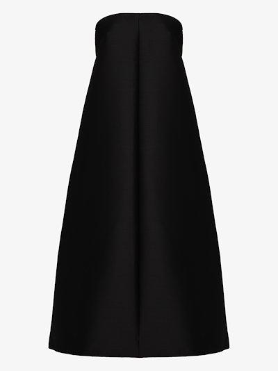 X Browns 50 Sabadell bandeau midi dress