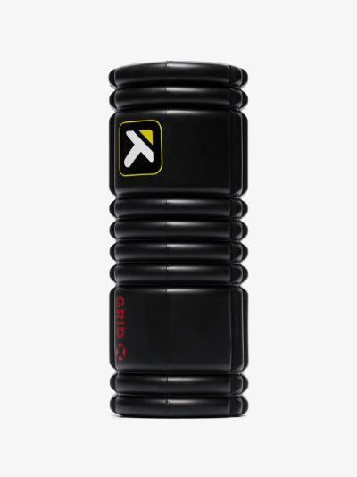 Black GRID X foam roller