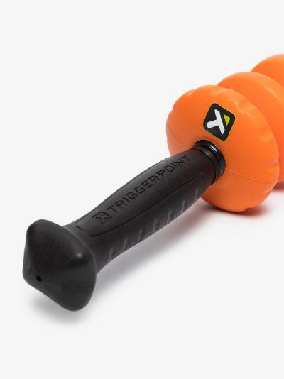 orange STK Contour foam roller