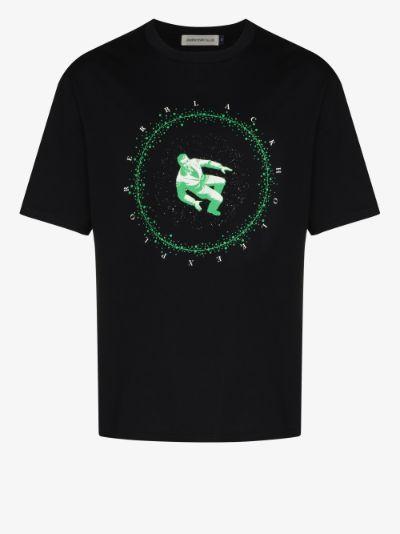 Black Hole Explorer cotton T-shirt