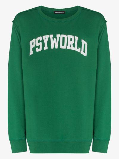 Psyworld cotton sweater