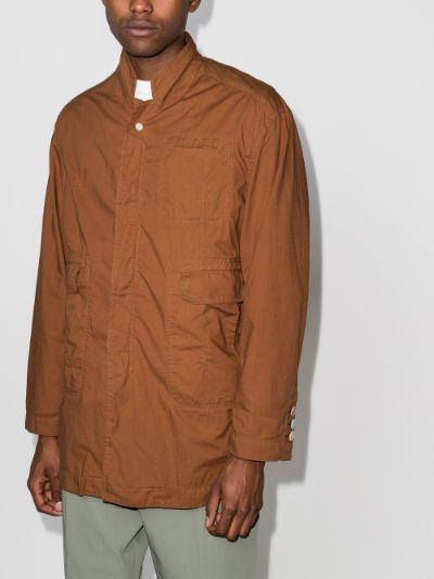 utility pocket shirt jacket