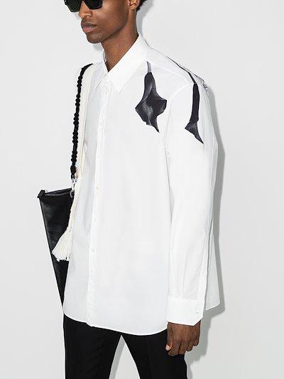 Flowersity Buttoned Shirt