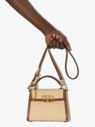 neutral VSLING mini top handle bag