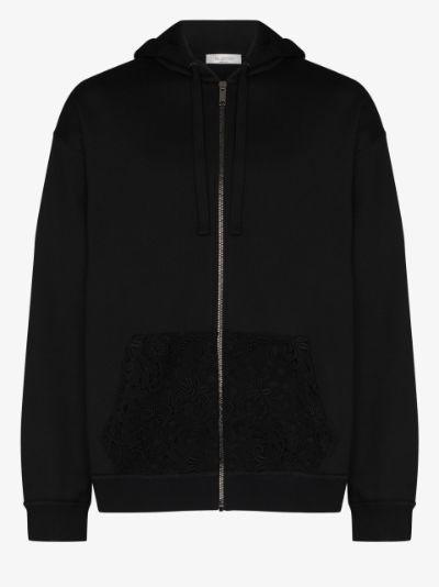 Good lover printed hoodie
