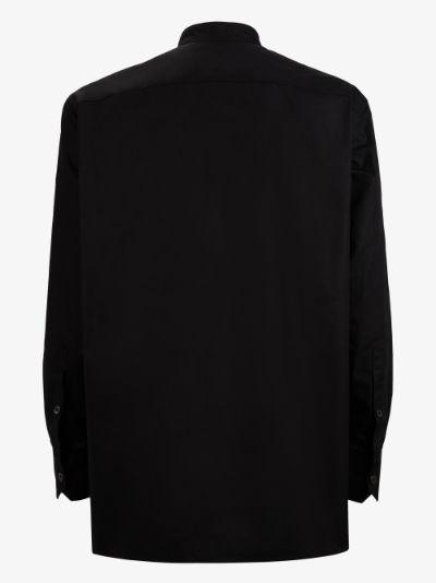 Macramé Cotton Shirt