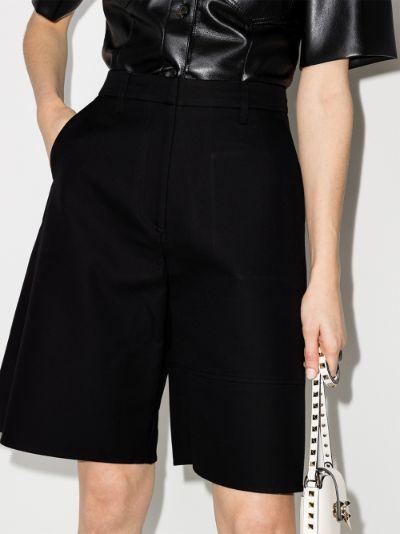 VGOLD tailored Bermuda shorts