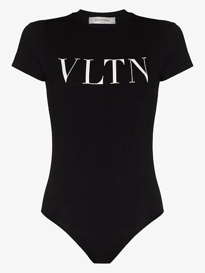 VLTN logo bodysuit