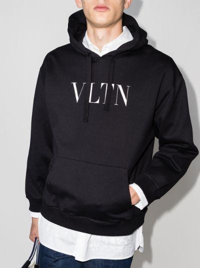 VLTN logo hoodie