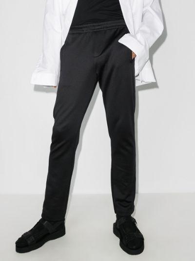 VLTN logo track pants
