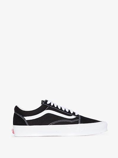 black and white OG Old Skool sneakers