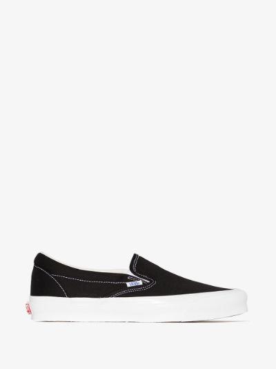 black UA OG Classic Slip-On LX sneakers