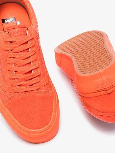 orange Old Skool Vault LX LT sneakers