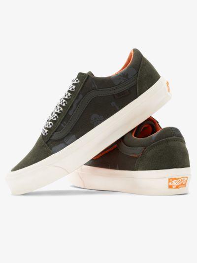 X Porter-Yoshida & Co. khaki UA OG Old Skool LX sneakers