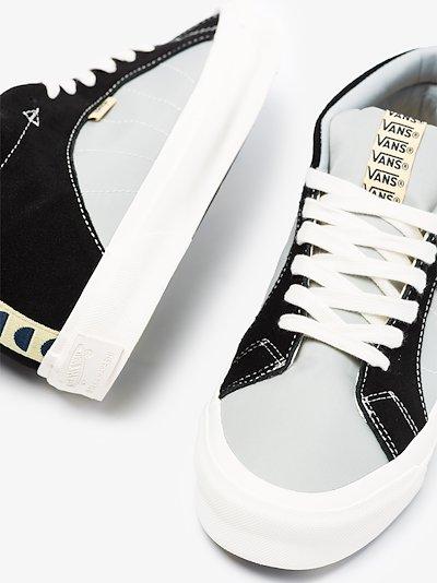 X Taka Hayashi black UA Th Snake Trail LX sneakers