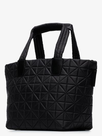 black Vee small tote bag