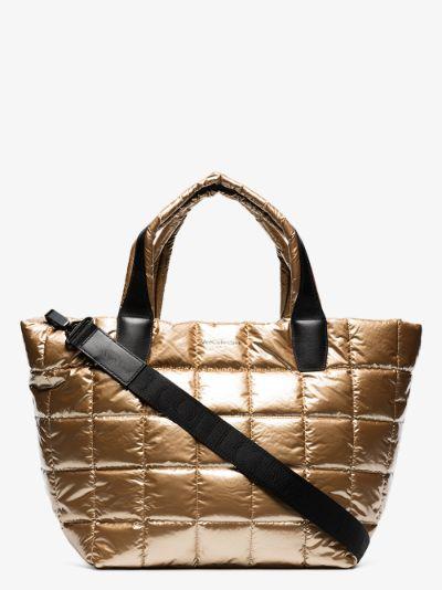 gold Porter medium tote bag