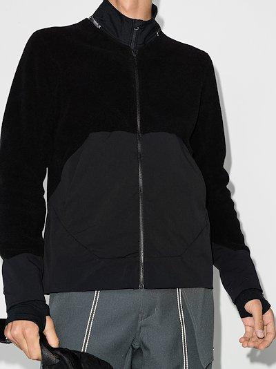 Black Dinitz zip-up jacket