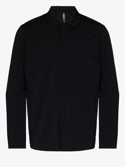 black Mionn IS overshirt