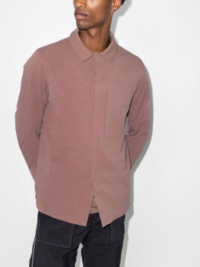 purple Mionn IS overshirt