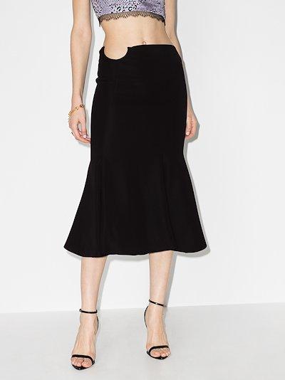 Cady midi skirt