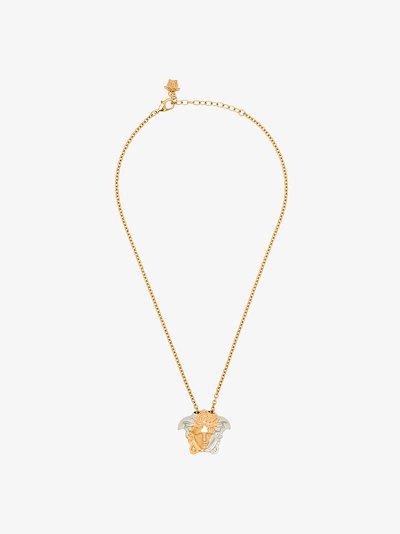 gold tone Palazzo Dia necklace